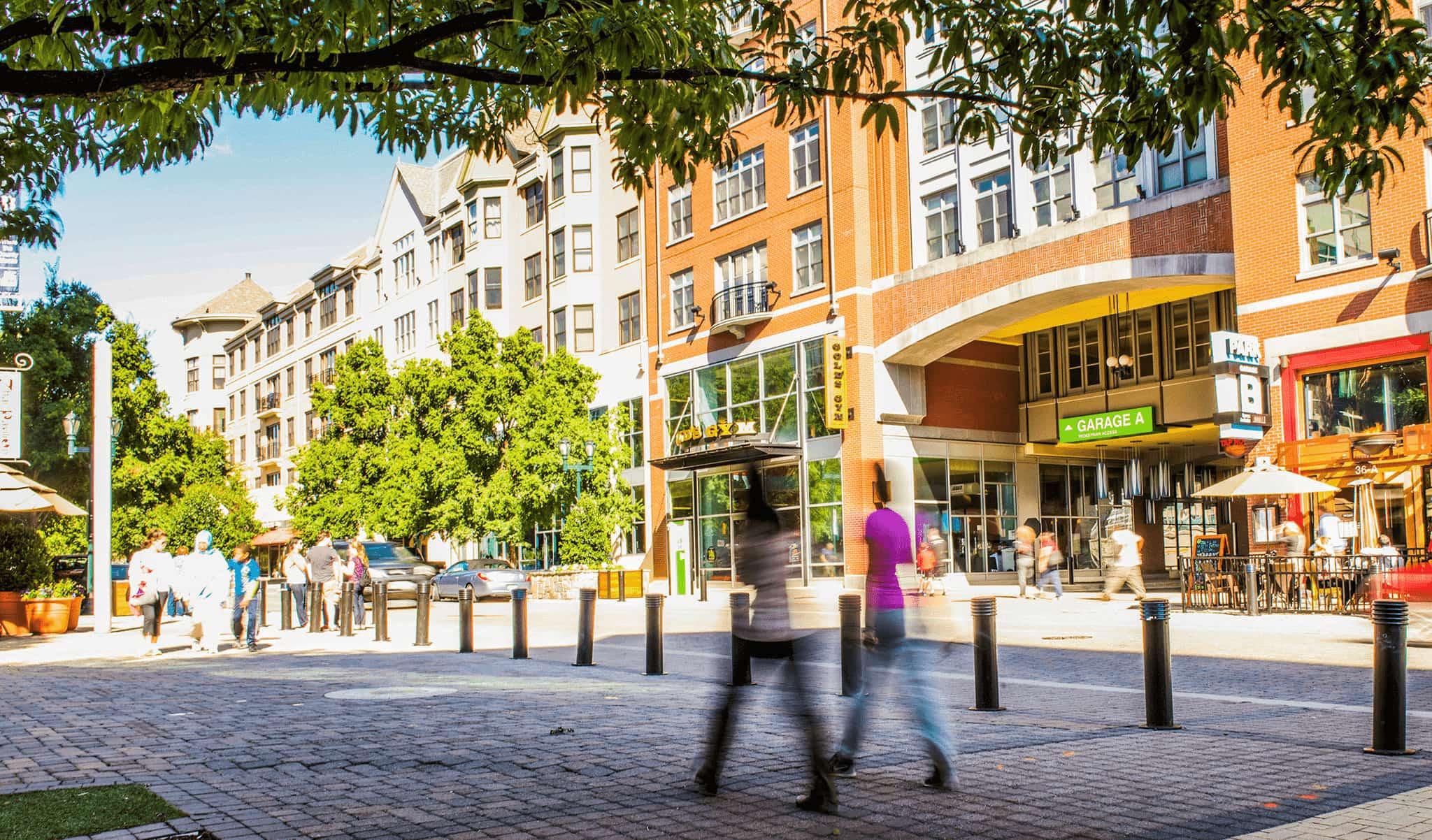 Shopping in Rockville, MD