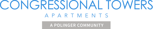 Congressional Towers Apartments logotype